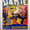 "Original 1937 ""Dante"" Skilled Mystifiers Stone Lithograph Poster"