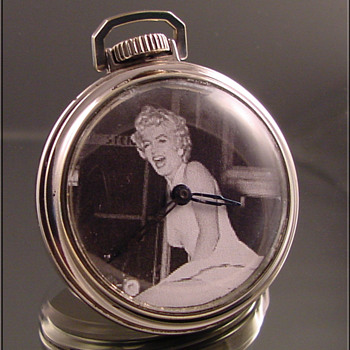 Marilyn Monroe Dollar Watch