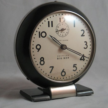 Westclox Big Ben, Style 5 - Clocks