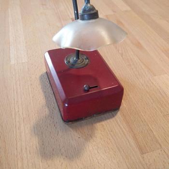 Victorian? mini lamp