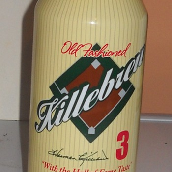 Killebrew Root Beer - Baseball
