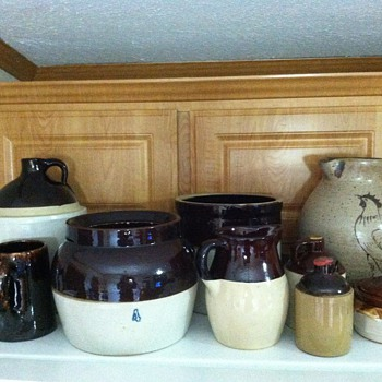 Old Stoneware