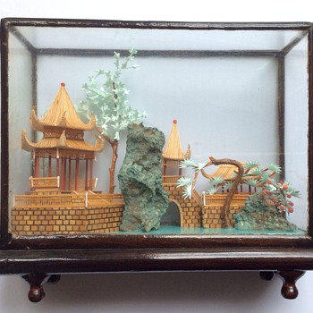 Antique or vintage Chinese object  - Asian