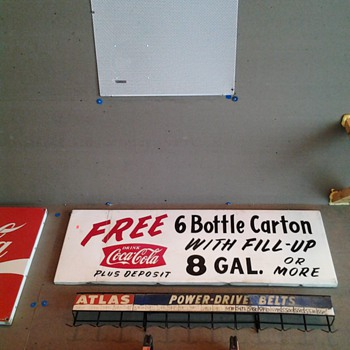 Free 6 bottle carton