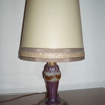 Riedel cameo lamp