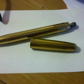 U S A made Pencil Lighter. Need Infomation