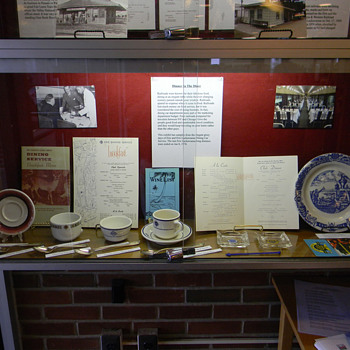 Erie Railroad Exhibit