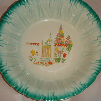 Homer Laughlin- Bowl - China and Dinnerware