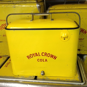 Royal Crown Progress A4 Tall? - Advertising