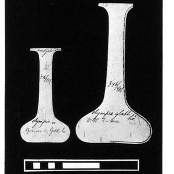 LOETZ RUSTICANA 346-408 (1898); NEU II-335 (1900) - Art Glass