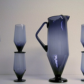 tamara aladin x serie - Art Glass