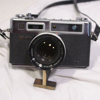 Yashica Electro 35 GSN Rangfinder Camera - Cameras