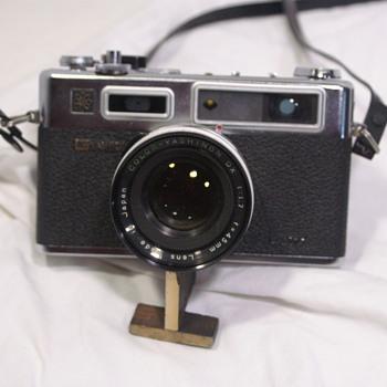 Yashica Electro 35 GSN Rangfinder Camera
