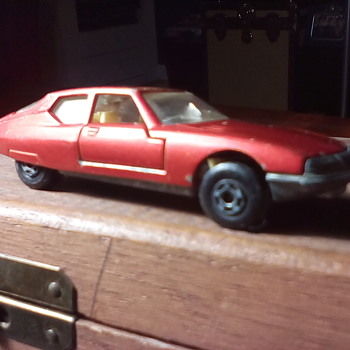 "Matchbox Superfast "" Citroen S.M."" - Model Cars"