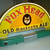 Foxhead Ale halo light-Waukesha,WI