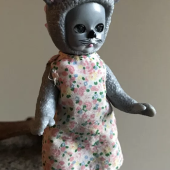 Mouse girl - Dolls