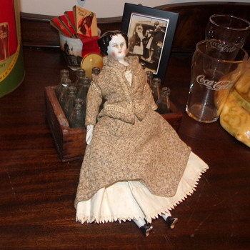 Old Family Doll