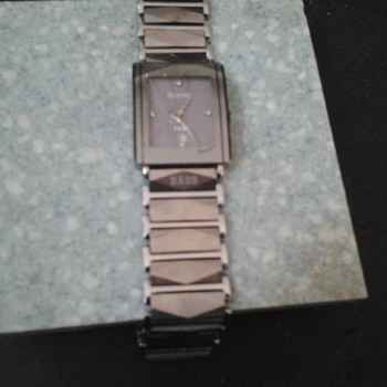 Vintage Rado Jubile mens watch