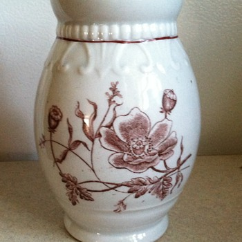 Burford Brothers Vase - Art Pottery