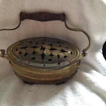 1690-1720 Foot Warmer (Possibly Dutch)