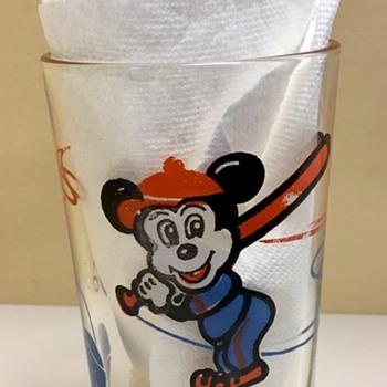 Vintage Mickey Juice Glass? - Glassware