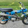 1970 Honda CT70 K0 Mini Trail 70