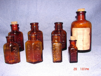 Antique Poison Bottles | Collectors Weekly