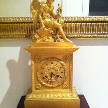 Beauchamp A Angouleme French Clock c.1810 - Clocks