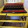 Great grandfathers royal typewriter