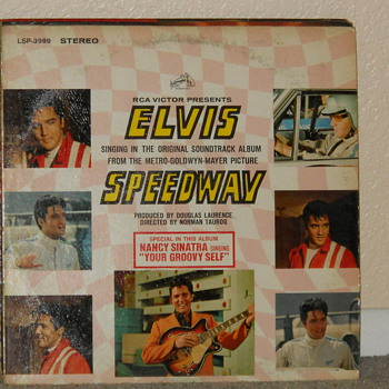 My Elvis collectiom page 4 - Music