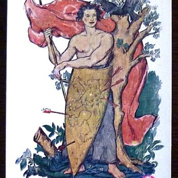 CZECH SOKOL SLET POSTCARDS - Postcards