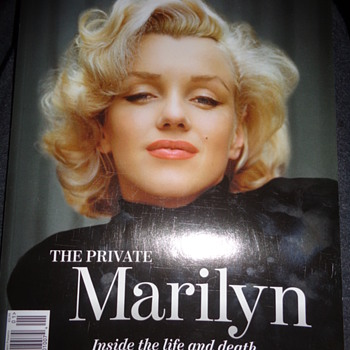 Harris Entertainment: The private Marilyn - Paper
