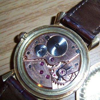 Can't identify models of these two Omegas - Wristwatches
