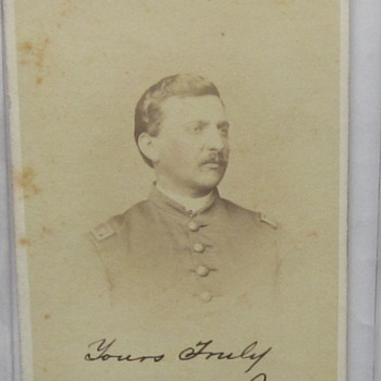 Captain Nicholas Boggs, 2nd Pennsylvania Heavy Artillery - Photographs