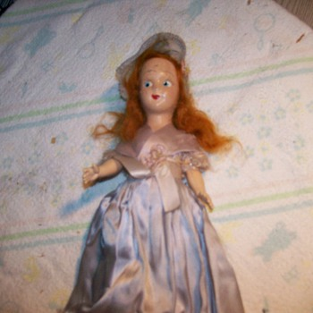 more from the old farm house - Dolls