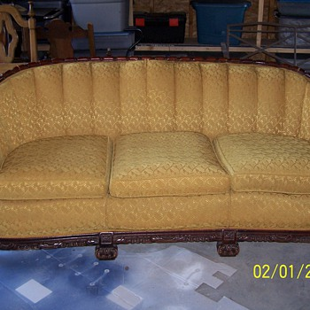 My New Couch - Furniture