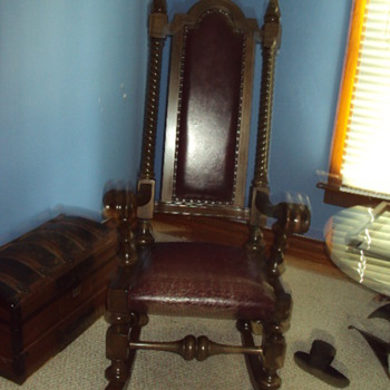 My Rocking Chair/Prized Possession - Furniture