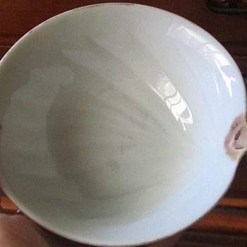 see through porcelain bowl