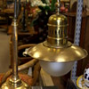 ARt Deco Period Solid Brass Desk Lamp