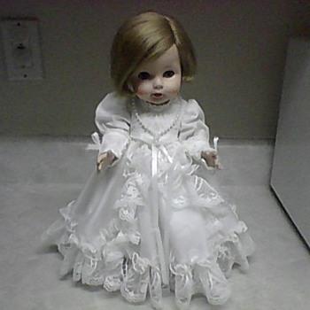 MADAME ALEXANDER CAROLINE DOLL1961 - Dolls