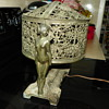 Vintage NUDE Ladies Lamp - deco?