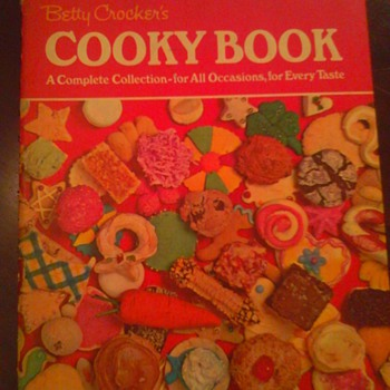 Betty Crocker Cooky Book - Books