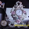 Lux?? Porcelain Clock