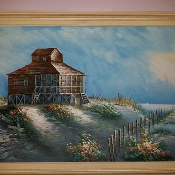 More of my oil paintings