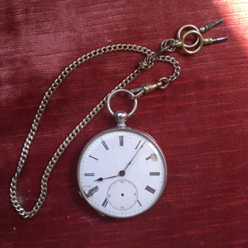Arnold Adams London Pocketwatch