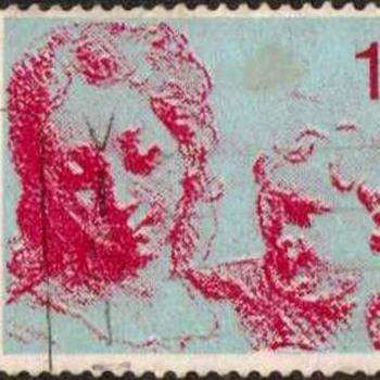 """1976 - Australia """"Christmas"""" Postage Stamp - Stamps"""