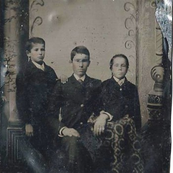 Grandfather & Great Uncles - Photographs