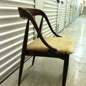 Moreddi Johannes Andersen Rosewood Chairs  - Furniture