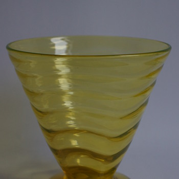 Webb Gay Vase - Art Glass