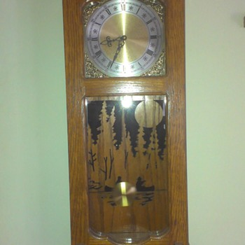 My wife's favorite clock - Clocks